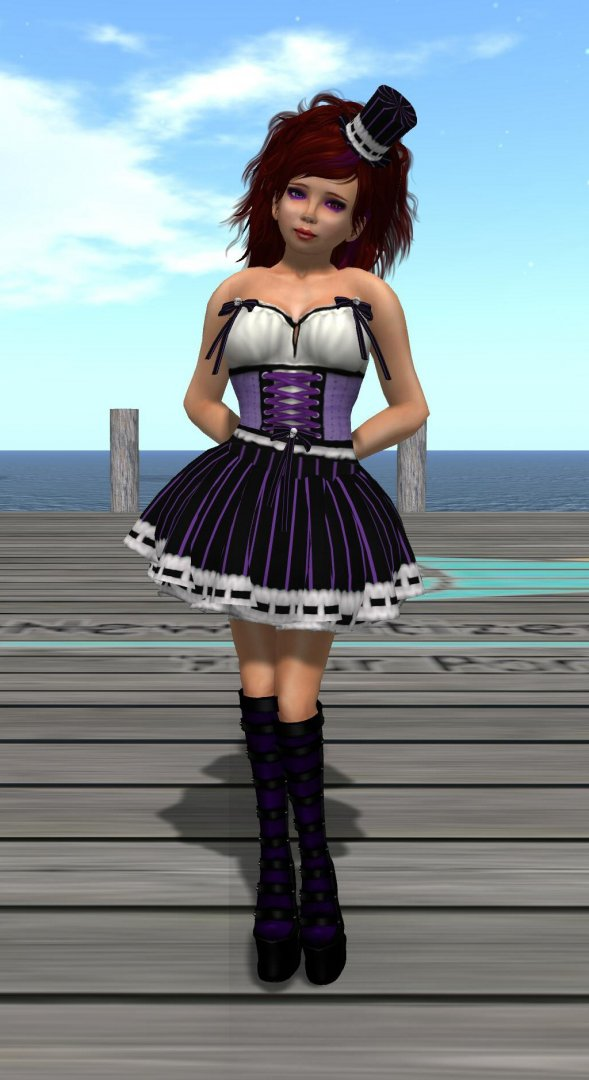immy-cheapie-purple-outfit